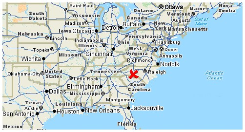 Driving distance estimator to c r hard chrome electroless nickel click map for zoom in interactive map plus driving directions sciox Choice Image